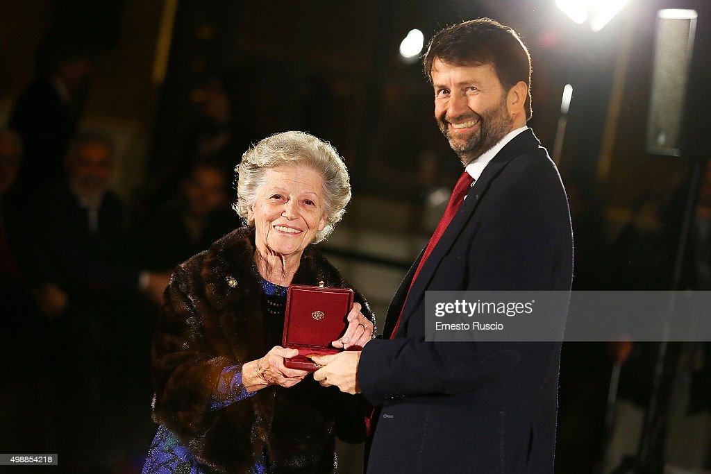 Vittorio De Sica 2015 Awards Ceremony