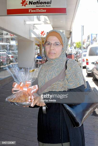 Amaly Eldemallawy in Lakemba Sydney 28 October 2006 SHD Picture by ADAM HOLLINGWORTH