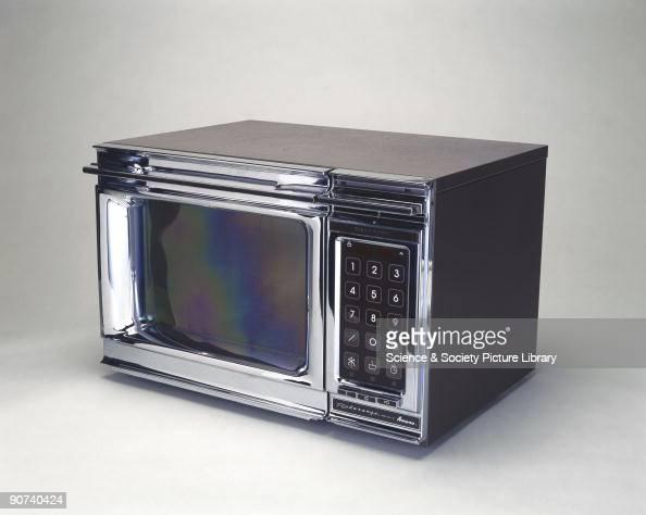 Amana Radarange Touchmatic Microwave Oven 1978