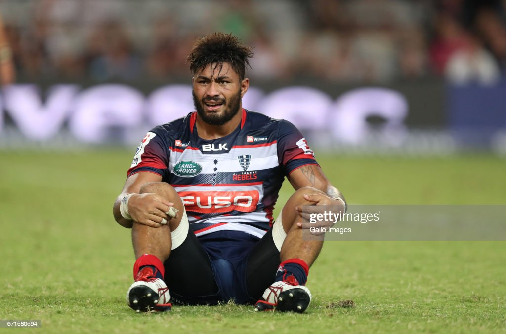 Super Rugby Rd 9 - Sharks v Rebels : News Photo