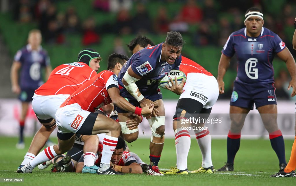 Super Rugby Rd 15 - Rebels v Sunwolves
