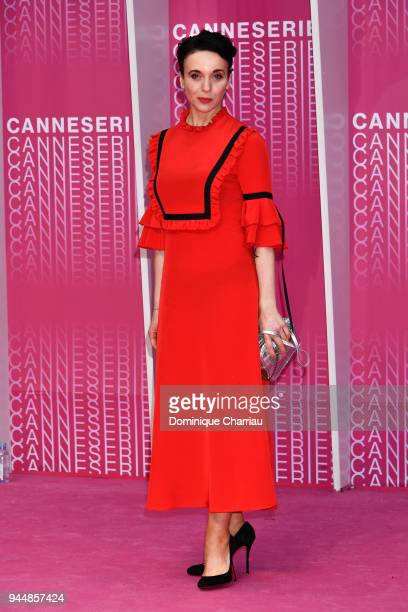 Amanda Abbington from the serie 'Safe' attends the Closing Ceremony and 'Safe' screening attends Closing Ceremony and Safe screening during the 1st...