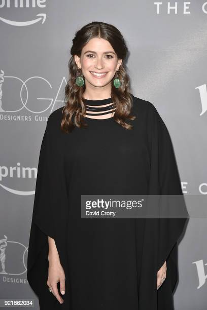 Amanda Alagem attends the 20th CDGA Arrivals on February 20 2018 in Beverly Hills California