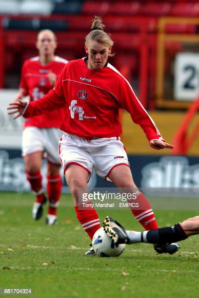 Amanda Barr Charlton Athletic