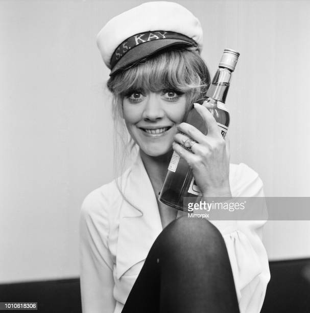 Amanda Barrie British Actress and Comedian Monday 5th March 1973