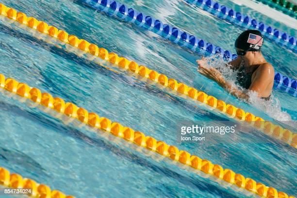 Amanda BEARD 200m brasse Open EDF de Natation 2007 Paris