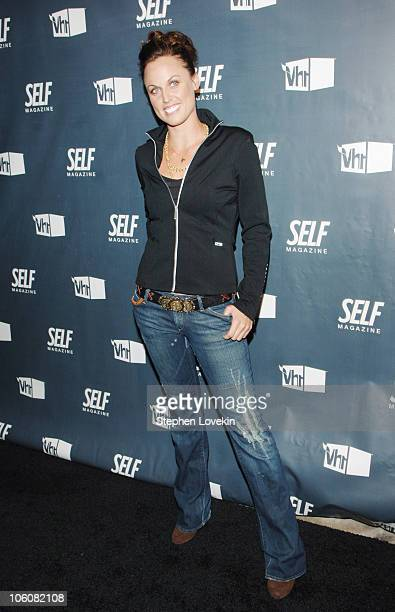 Amanda Beard during Self Magazine and VH1 Fifth Annual 'Most Wanted Bodies' Event at Stereo in New York City NY United States