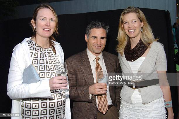 Amanda Benchley Nicholas Stern and Lela Rose attend THE YOUNG LANDMARKS CELEBRATION to benefit The New York Landmarks Conservancy at The Lever House...