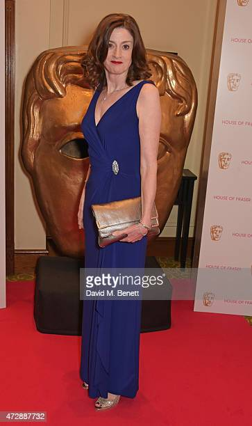 Amanda Berry attends the After Party dinner for the House of Fraser British Academy Television Awards at The Grosvenor House Hotel on May 10 2015 in...