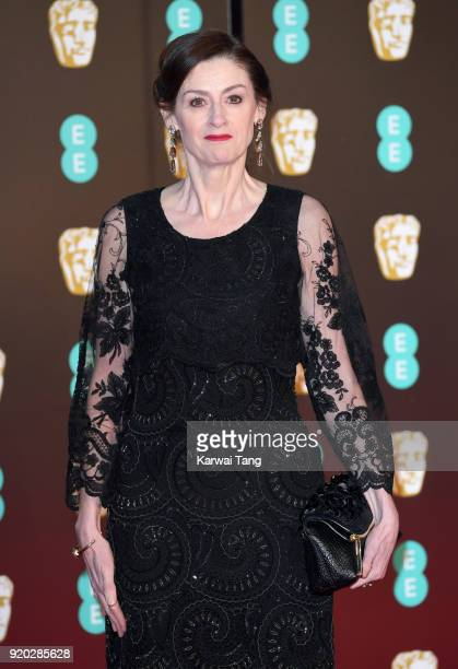 Amanda Berry attends the EE British Academy Film Awards held at the Royal Albert Hall on February 18 2018 in London England