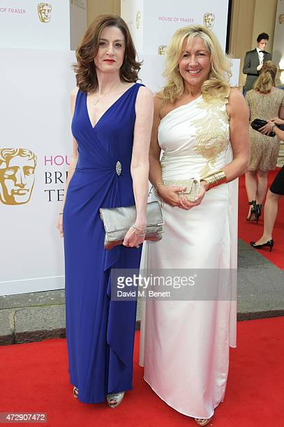 Amanda Berry attends the House of Fraser British Academy Television Awards at Theatre Royal Drury Lane on May 10 2015 in London England