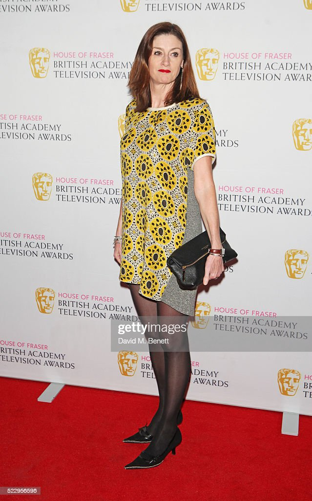 Amanda Berry attends the House of Fraser British Academy Television and Craft nominees party at Mondrian London on April 21, 2016 in London, England.