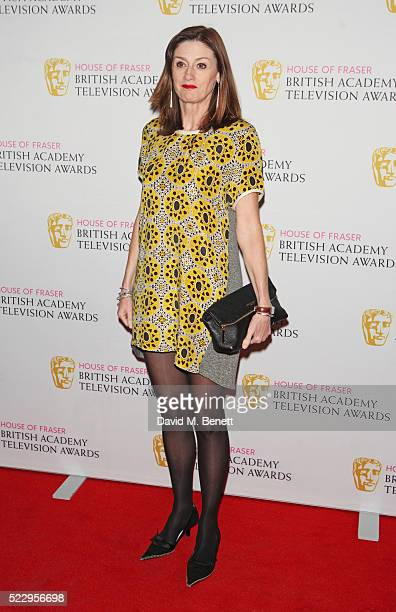 Amanda Berry attends the House of Fraser British Academy Television and Craft nominees party at Mondrian London on April 21 2016 in London England