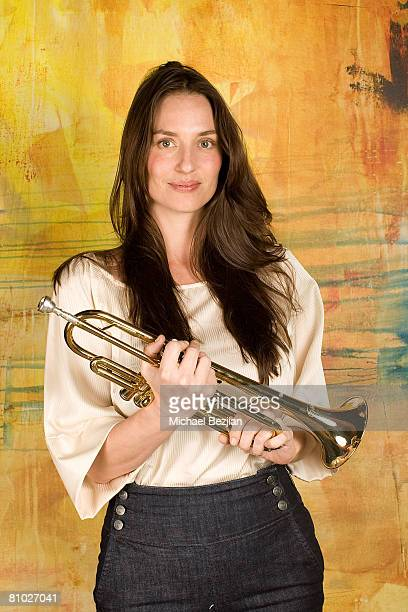Amanda Braun poses at the Celebrities Support The Echelon Club 'Keeping Harmony Alive' on May 7 2008 in Santa Monica California
