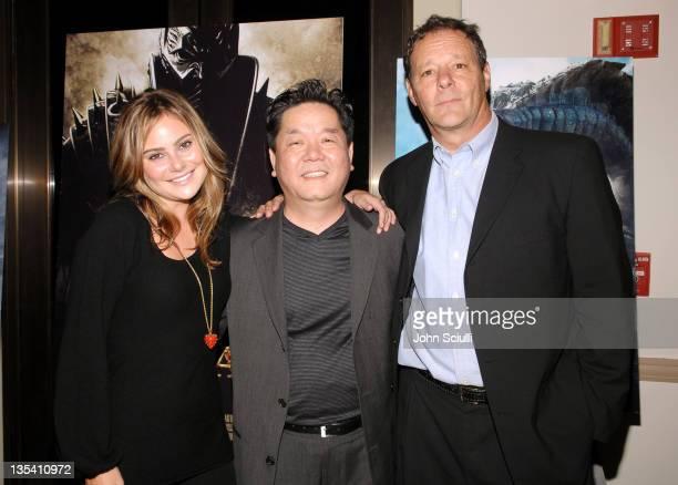 Amanda Brooks Hyungrae Shim director and Chris Mulkey