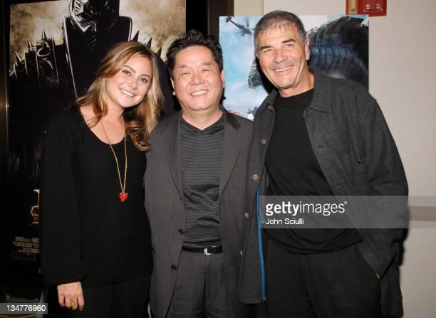 Amanda Brooks Hyungrae Shim director and Robert Forster