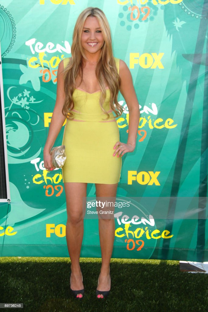 Teen Choice Awards 2009 - Arrivals : News Photo