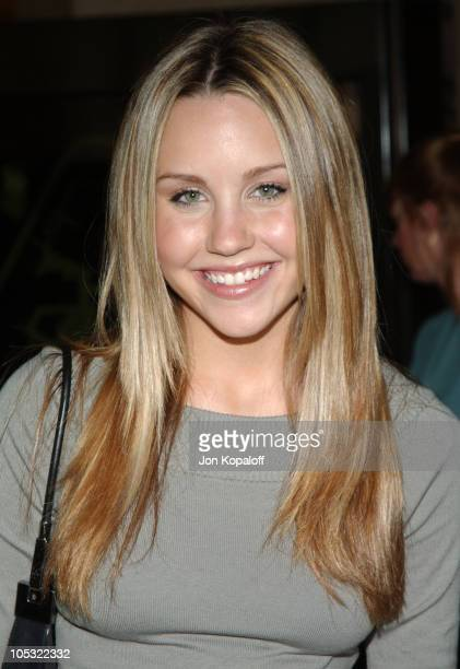 Amanda Bynes during The Help Group's Annual Spring Luncheon at Beverly Hilton Hotel in Beverly Hills California United States