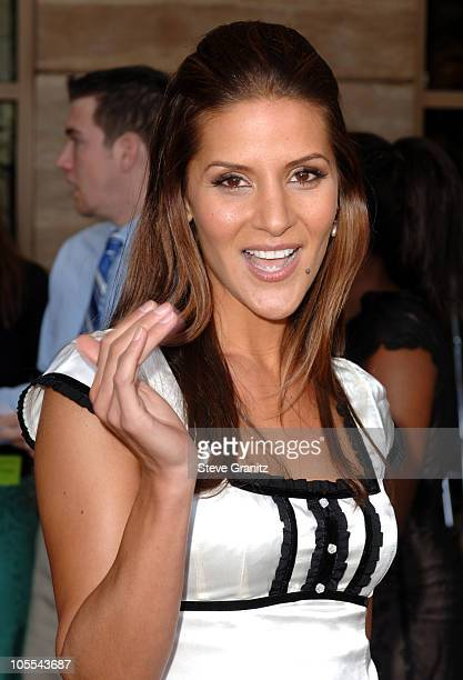 Amanda Byram during 3rd Annual BAFTA Tea Party Honoring Emmy Nominees at Park Hyatt in Century City California United States