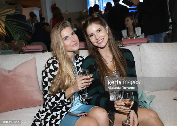 Amanda Cerny attends the 2019 Pegasus World Cup at Gulfstream Park on January 26 2019 in Hallandale Florida