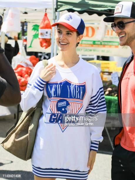 Amanda Cerny is seen on May 12 2019 in Los Angeles California