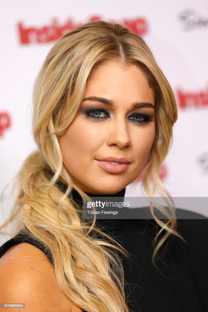 Amanda Clapham attends the Inside Soap Awards held at The Hippodrome on November 6, 2017 in London, England.