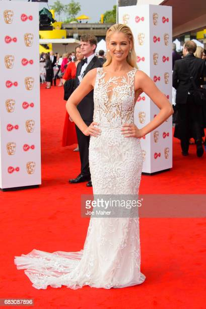 Amanda Clapham attends the Virgin TV BAFTA Television Awards at The Royal Festival Hall on May 14 2017 in London England