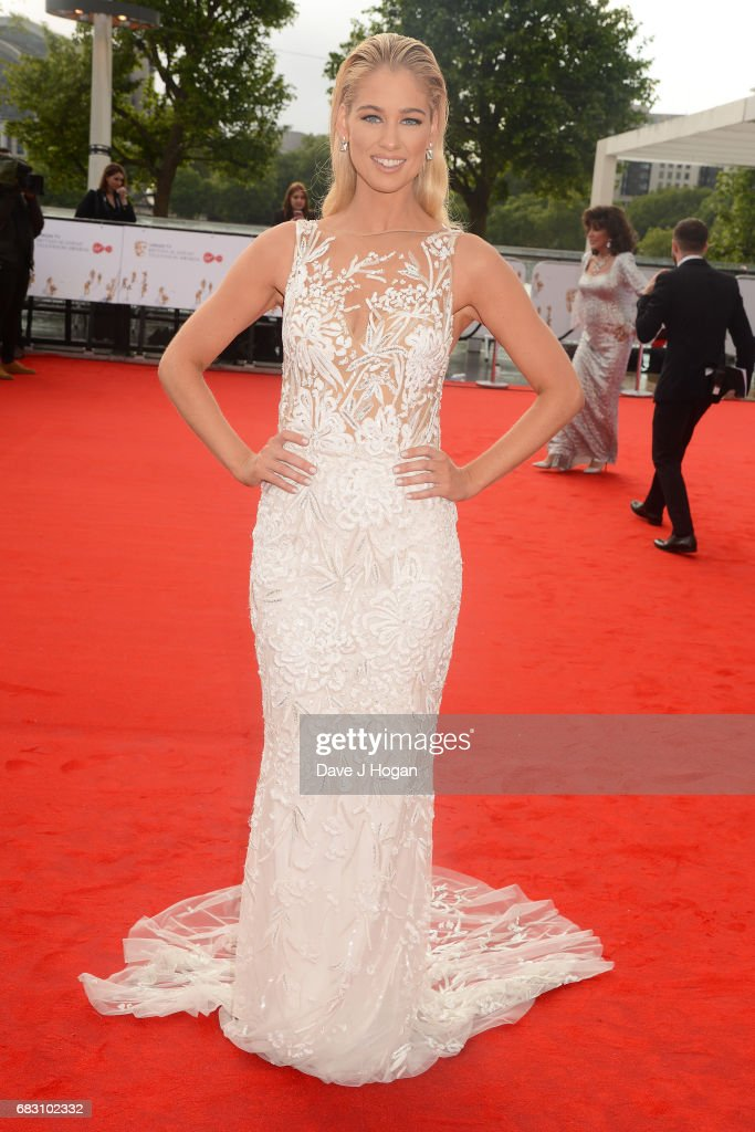 Amanda Clapham attends the Virgin TV BAFTA Television Awards at The Royal Festival Hall on May 14, 2017 in London, England.