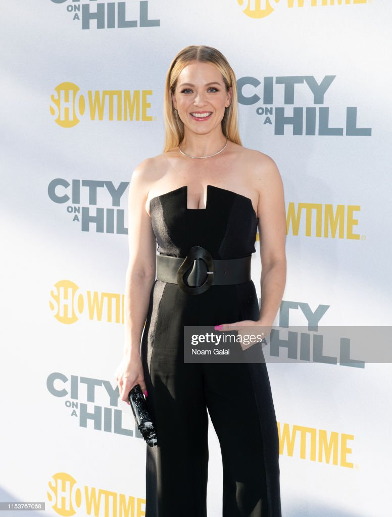 "Amanda Clayton Photos amanda clayton attends showtime's ""city on a hill"" new york"