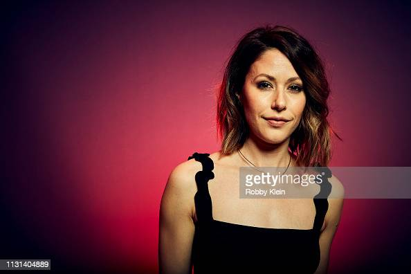 Amanda Crew of the film 'Tone-Deaf' poses for a portrait at the 2019