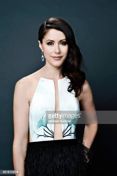 Amanda Crew poses for a portrait at the Critics' Choice Awards 2014 on June 19, 2014 in Beverly Hills, California.