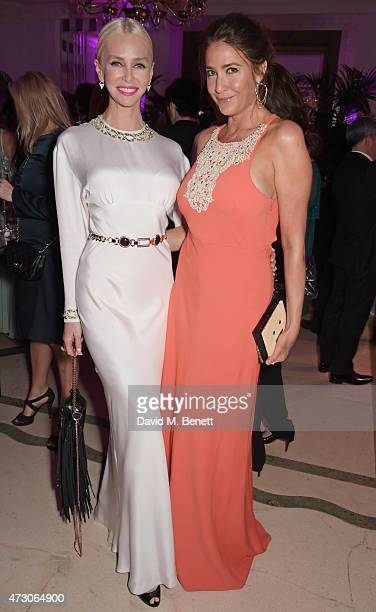 Amanda Cronin and Lisa Snowdon attend the Spring Gala In Aid of the Red Cross War Memorial Children's Hospital hosted by QBF and Kerzner Calliva at...