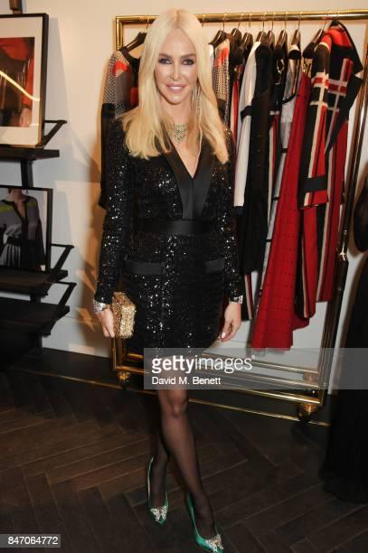 Amanda Cronin attend the Amanda Wakeley LFW Party on September 14 2017 in London England