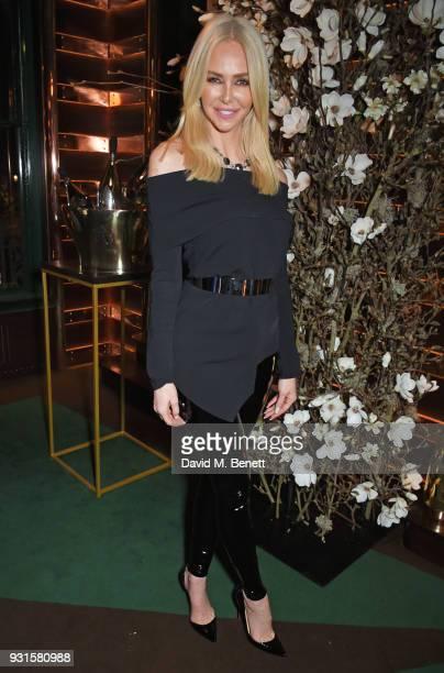 Amanda Cronin attends the launch of Champagne Armand de Brignac Blanc de Blancs en Magnum at Casa Cruz on March 13 2018 in London England