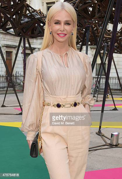 Amanda Cronin attends the Royal Academy of Arts Summer Exhibition preview party at the Royal Academy of Arts on June 3, 2015 in London, England.