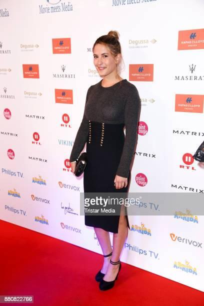 Amanda da Gloria attends the Movie Meets Media event 2017 at Hotel Atlantic Kempinski on November 27 2017 in Hamburg Germany