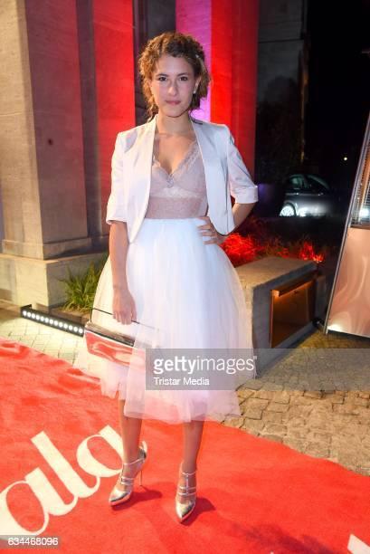 Amanda da Gloria attends the Opening Night By GALA UFA on February 9 2017 in Berlin Germany