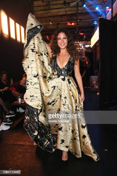 Amanda da Gloria during the Bunte New Faces Award Style 2018 party at Spindler Klatt on November 15 2018 in Berlin Germany