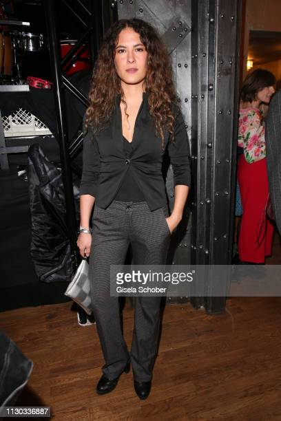 Amanda da Gloria during the NdF after work press cocktail at Parkcafe on March 13 2019 in Munich Germany