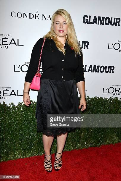 Amanda de Cadenet attends Glamour Women Of The Year 2016 at NeueHouse Hollywood on November 14 2016 in Los Angeles California