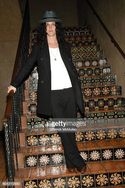 Amanda Demme attends Charlotte Ronson Fall/Winter 2006 Collection at Library Bar on March 22 2006