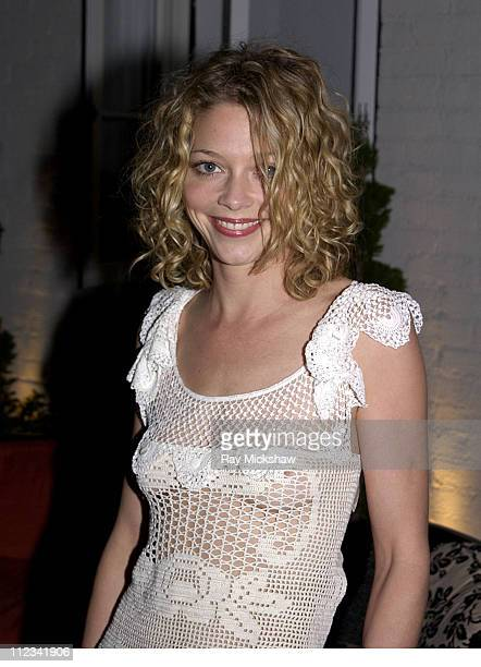 Amanda Detmer during Ministry of Sound Europe's Brand Hosts Launch of Fatboy Slim's Album Live on Brighton Beach at Maison 140 in Beverly Hills...