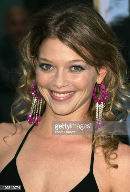 Amanda Detmer during Stander Los Angeles Premiere Arrivals at ArcLight Theatre in Hollywood California United States