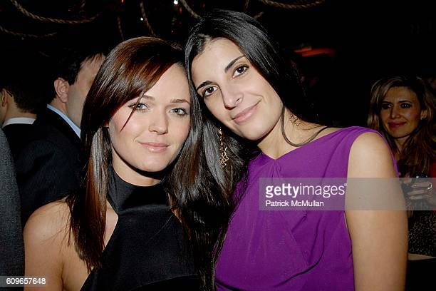 Amanda Doll Sheppard and Lucia Tait attend COUP de COEUR Celebrates the Holidays with Shopping and Cocktails at FELICE WINE BAR at FELICE Wine Bar...