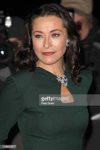 Amanda Donohoe attends'A Night Of Heroes The Sun Military Awards' at the Imperial War Museum on December 15 2010 in London England