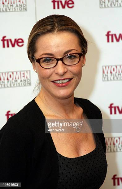 Amanda Donohoe during 2005 Women in Film and Television Awards at London Hilton in London Great Britain