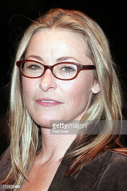 Amanda Donohoe during MTV Special London Screening of The Proposition at Odeon West End 2 in London United Kingdom