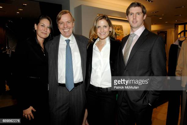 Amanda Finley Peter Wilderotter Elisa LipskyKarasz and Matthew Reeve attend FACONNABLE VANITY FAIR Shopping Night for the Christopher Reeve Dana...