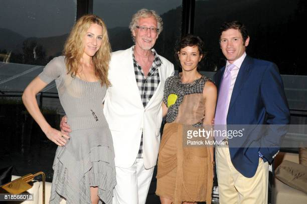 Amanda Fuhrman Bill Miller Jeanne Greenberg Rohatyn and Glenn Fuhrman attend AMY JOHN PHELAN host wineCRUSH 2010 for the ASPEN ART MUSEUM at Phelan...