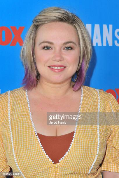 Amanda Fuller attends FOX Celebrates The Premiere of 'Last Man Standing' With The Last Fan Standing Marathon Event at Hollywood and Highland on...
